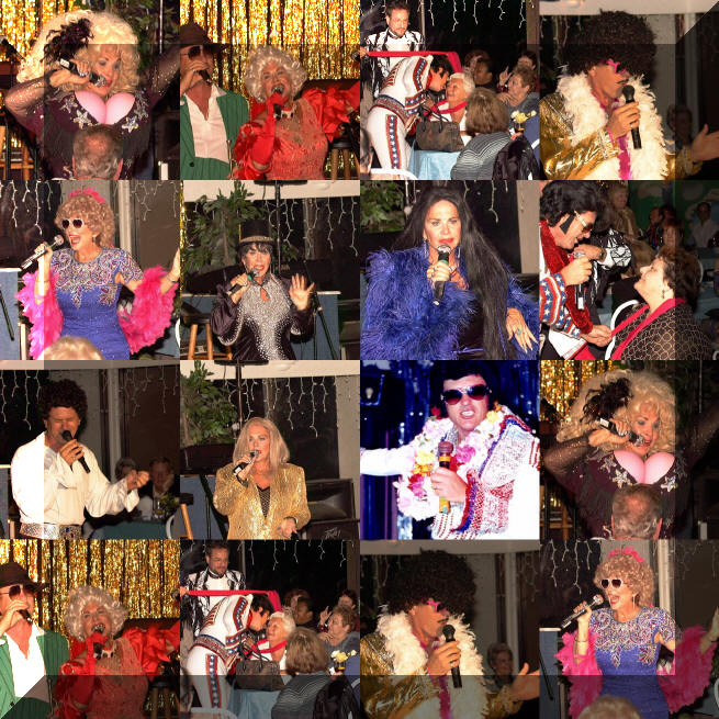 Celebrity Impersonators Vegas Revue